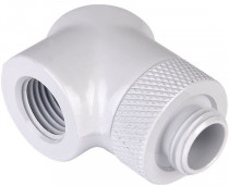 Адаптер THERMALTAKE Pacific G1/4 90 Degree Adapter - White/DIY LCS/Fitting/2 Pack (CL-W052-CU00WT-A)