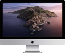 Моноблок APPLE 27-inch iMac Retina 5K (2020), 3.8GHz 8-core 10th-gen Intel Core i7 (TB up to 5.0GHz), 16GB, 1TB SSD, Radeon Pro 5500 XT - 8GB, 1Gb Eth, Magic Kbd, Magic Mouse 2, Silver (mod. ; Z0ZX/6) (Z0ZX0052M)