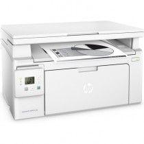 МФУ HP LaserJet Pro MFP M132a RU (p/c/s/, A4, 1200dpi, 22 ppm, 128 Mb, 1 tray 150, USB, Flatbed, Cartridge 1400 pages in box, 1y warr., CZ177A (G3Q61A)