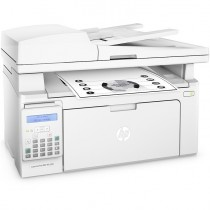 МФУ HP LaserJet Pro MFP M132fn RU (p/c/s/f, A4, 1200dpi, 22ppm, 256 Mb, 1 tray 150, ADF 35 sheets, USB/LAN, Flatbed, Cartridge 1400 pages in box, 3y warr., CZ181A (G3Q63A)