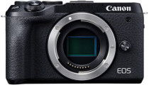 Фотокамера CANON EOS M6 Mark II черный 32.5Mpix 3