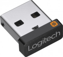 USB-приемник LOGITECH USB Unifying receiver (STANDALONE) для мыши и клавы (910-005931)