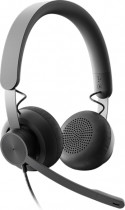 Гарнитура LOGITECH Headset Zone Wired UC Graphite (981-000875)
