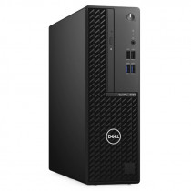 Компьютер DELL Optiplex 3080 SFF i5 10500 (3.1)/8Gb/1Tb 7.2k/UHDG 630/DVDRW/Windows 10 Professional/GbitEth/200W/клавиатура/мышь/черный (3080-6599)