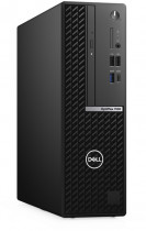 Компьютер DELL Optiplex 7080 SFF i5 10500 (3.1)/8Gb/SSD256Gb/UHDG 630/DVDRW/CR/Windows 10 Professional/GbitEth/WiFi/BT/200W/клавиатура/мышь/черный (7080-6864)