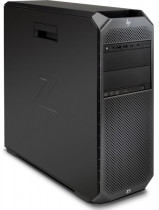 Компьютер HP Z6 G4 XeSi 4208 (2.1)/32Gb/SSD256Gb/DVDRW/Windows 10 Workstation Plus Professional 64/GbitEth/1000W/клавиатура/мышь/черный (6TT60EA)