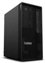 Компьютер LENOVO ThinkStation P340 MT i7 10700 (2.9)/16Gb/SSD512Gb/P2200 5Gb/DVDRW/Windows 10 Professional 64/GbitEth/300W/клавиатура/мышь/черный (30DH00G9RU)