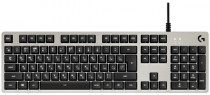 Клавиатура LOGITECH Mechanical Gaming Keyboard G413 Silver (920-008516)