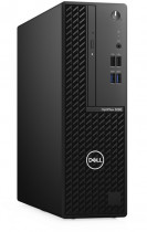 Компьютер DELL Optiplex 3080 SFF i3 10100 (3.6)/8Gb/SSD256Gb/UHDG 630/DVDRW/Windows 10 Professional/GbitEth/200W/клавиатура/мышь/черный (3080-8495)
