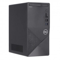 Компьютер DELL Vostro 3888 MT i5 10400 (2.9)/8Gb/SSD512Gb/UHDG 630/DVDRW/CR/Windows 10 Professional/GbitEth/WiFi/BT/260W/клавиатура/мышь/черный (3888-2956)