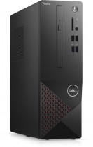 Компьютер DELL Vostro 3681 SFF i5 10400 (2.9)/8Gb/SSD512Gb/UHDG 630/DVDRW/CR/Windows 10 Professional/GbitEth/WiFi/BT/200W/клавиатура/мышь/черный (3681-2697)