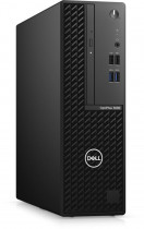 Компьютер DELL Optiplex 3080 SFF i3 10100 (3.6)/4Gb/1Tb 7.2k/UHDG 630/DVDRW/Windows 10 Professional/GbitEth/200W/клавиатура/мышь/черный (3080-8471)