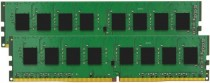 Память KINGSTON 16GB DDR4 2400 DIMM Non-ECC, CL17, 1.2V, Kit (2x8GB), Retail (KVR24N17S8K2/16)