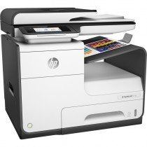 МФУ HP PageWide 377dw MFP (p/c/s/f, A4, 600dpi, 30(up to 45)ppm, Duplex, 2trays 50+500, 768 Mb, ADF50, USB2.0/Eth/WiFi, 1y war) (J9V80B)