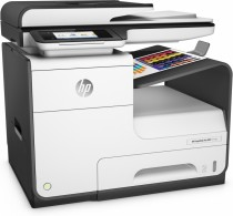 МФУ HP PageWide Pro 477dw MFP (p/c/s/f, A4, 600dpi, 40(up to 55)ppm, Duplex, 2trays 50+500, 768 Mb, ADF50, USB2.0/Eth/WiFi, 1y war) (D3Q20B)