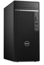 Компьютер DELL Optiplex 7080 MT i7 10700 (2.9)/8Gb/SSD256Gb/RX 640 4Gb/DVDRW/CR/Windows 10 Professional/GbitEth/WiFi/BT/360W/клавиатура/мышь/черный (7080-2126)