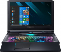 Ноутбук ACER Predator Helios 700 PH717-72-973P Core i9 10980HK/64Gb/1Tb/SSD1Tb/NVIDIA GeForce RTX 2080 Super 8Gb/17.3