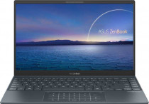 Ноутбук ASUS UX325EA (xMas20) Intel i7-1165G7 /8Gb/512Gb SSD/13.3 FHD IPS Anti-Glare/Win10 Pine Grey (90NB0SL1-M00370)