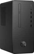 Компьютер HP Desktop Pro A G3 MT Ryzen 5 PRO 2400G (3.6)/8Gb/SSD256Gb/Vega 11/DVDRW/Windows 10 Professional 64/GbitEth/180W/клавиатура/мышь/черный (9UG39EA)