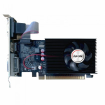 Видеокарта AFOX GeForce GT 730 2GB DDR3 128BIT DVI HDMI VGA LP Single Fan RTL (AF730-2048D3L7)