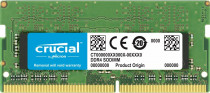 Память CRUCIAL 8GB DDR4 2666 SO DIMM Non-ECC, CL19, 1.2V, 1024x 64, RTL (CT8G4SFRA266)