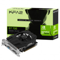Видеокарта KFA2 GeForce GT730 4GB DDR3 GT 730 4GB D3 (73GQS4HX00WK)