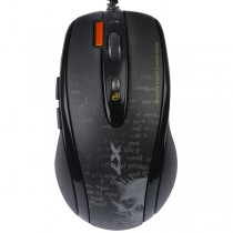 Мышь A4TECH black V-Track Gaming USB (A4TECH F5)