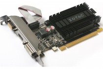 Видеокарта ZOTAC GEFORCE GT 710 2GB DDR3 64Bit (ZT-71302-20L)
