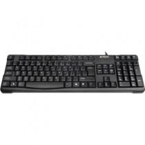 Клавиатура A4TECH А4 KR-750 smart black PS/2 (KR-750 BLACK)