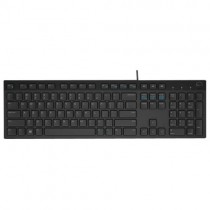 Клавиатура DELL Multimedia Keyboard-KB216 - Russian (QWERTY) - Black (580-ADGR)
