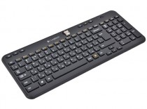 Клавиатура LOGITECH Wireless Keyboard K360, Black (920-003095)
