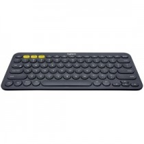 Клавиатура LOGITECH Беспроводная Wireless Bluetooth Multi-Device Keyboard K380 Dark Grey (920-007584)