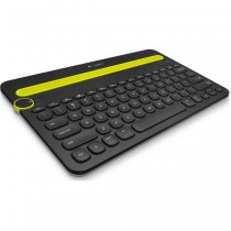 Клавиатура LOGITECH Беспроводная Wireless Bluetooth Multi-Device Keyboard K480 (920-006368)