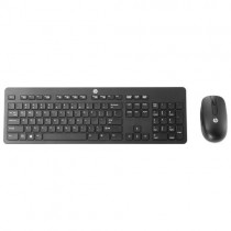 Клавиатура + мышь HP Slim Wireless Keyboard+Mouse BLANK (T6L04AA)