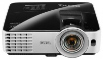 Проектор BENQ MX631ST DLP; XGA; Short-throw; Brightness : 3200 AL; High contrast ratio 13,000:1; SmartEco; 10000 hrs lamp life; 10W speaker; 3D via HDMI, Noise level: 28dB ); Auto Blank; HDMI 1.4a w/ (9H.JE177.13E)
