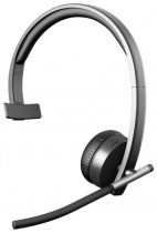 Гарнитура LOGITECH с микрофоном Wireless Headset H820E Mono OEM (981-000512)