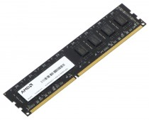 Память AMD 4GB DDR3 1333 DIMM Value Series, Black, Bulk (R334G1339U1S-UO)