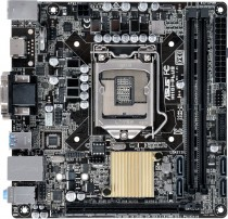 Материнская плата ASUS Socket 1151 H110 DDR4 Mini-ITX (H110I-PLUS)