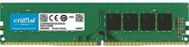 Память CRUCIAL 8GB DDR4 2666 DIMM Non-ECC, CL19, 1.2V, SRx8, Single Ranked, Retail (CT8G4DFS8266)