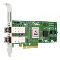 Адаптер DELL Emulex LPe12002 Dual Channel 8Gb PCIe Host Bus Low Profile (406-BBHB)