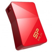Флеш диск SILICON POWER USB 3.0 8Gb Jewel J08 Red (SP008GBUF3J08V1R)