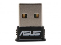 Bluetooth адаптер ASUS USB 2.0 Black Bluetooth 2.0/2.1/3.0 (USB-BT400)