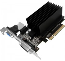 Видеокарта PALIT GEFORCE GT 710 2GB DDR3 64Bit (NEAT7100HD46-2080H)
