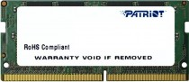 Память PATRIOT MEMORY 4GB PC12800 DDR3 SO (PSD44G213382S)