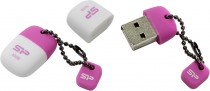 Флеш диск SILICON POWER Flash USB Drive Touch T07 32Gb Pink (Retail) (SP032GBUF2T07V1P)