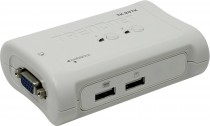 KVM TRENDNET NET SWITCH 2PORT USB/ (TK-207K)
