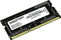Память AMD 4GB DDR3 1600 SO DIMM R5 Entertainment Series Black Non-ECC, CL11, 1.5V, Retail (R534G1601S1S-U)