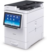 МФУ RICOH MP 305+ SP, A4/A3, 2Гб, 30стр/мин, дуплекс, GigaLAN, PS, HDD320, ARDF50, без тонера (417431)