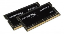 Память KINGSTON 32GB 2933MHz DDR4 CL17 SODIMM (Kit of 2) HyperX Impact (HX429S17IBK2/32)