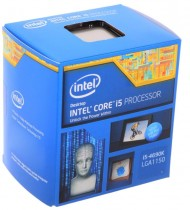 Процессор INTEL Socket 1150 Core i5-4690K Haswell 3.5GHz 6MB BOX (BX80646I54690K)